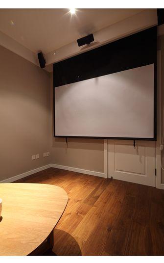 110平米三英伦风格书房装修案例