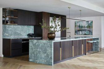 140平米混搭风格厨房设计图
