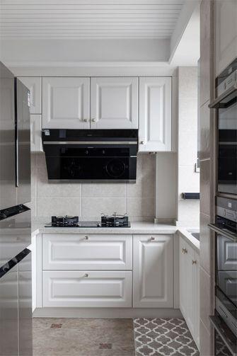 140平米三室两厅美式风格厨房设计图