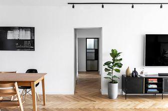 120平米四现代简约风格走廊装修案例