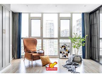 15-20万130平米四室两厅北欧风格阳台装修图片大全