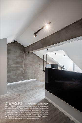 130平米现代简约风格阁楼装修案例