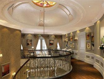140平米四室三厅欧式风格楼梯间图片大全