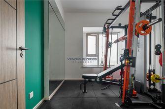 120平米四室两厅北欧风格健身室图片大全