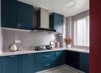 120平米三室一厅欧式风格厨房装修案例