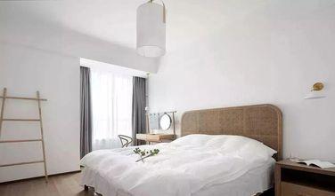 80平米中式风格卧室效果图