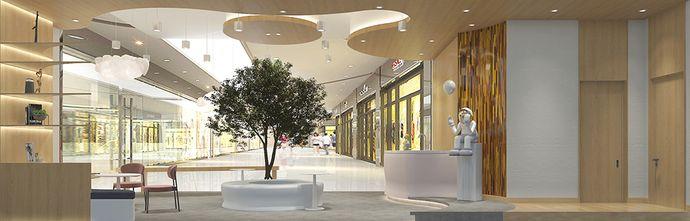 60平米日式风格客厅图片
