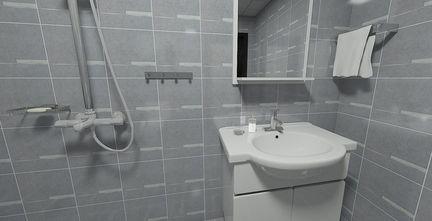 70平米中式风格卫生间图片