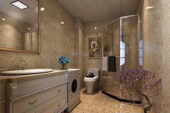 80平米公寓中式风格卫生间图片大全
