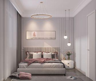110平米复式法式风格卧室装修案例