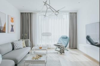 15-20万120平米公寓欧式风格客厅图