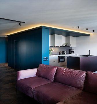 60平米公寓欧式风格厨房欣赏图