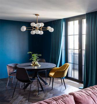 60平米一居室欧式风格餐厅装修案例