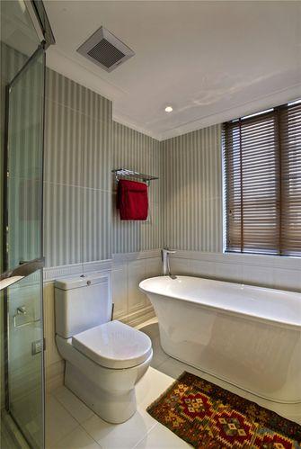 120平米四室两厅新古典风格卫生间效果图