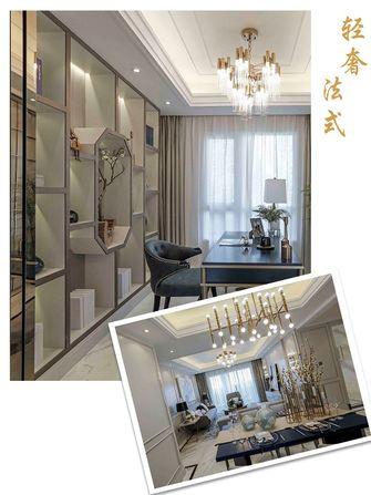 20万以上130平米四室两厅法式风格客厅图片