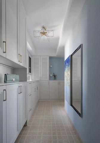 90平米三室两厅美式风格走廊装修案例
