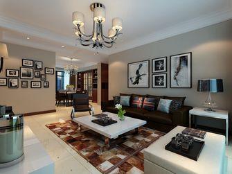 120平米三室三厅中式风格走廊设计图