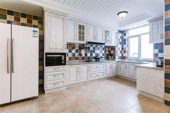 120平米三地中海风格厨房图