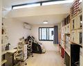 60平米一室一厅宜家风格客厅图片