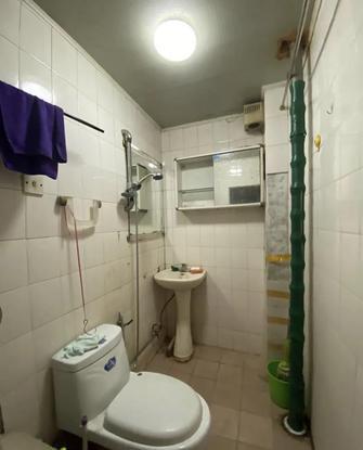 60平米一室两厅现代简约风格卫生间图片
