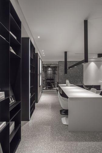 140平米四室一厅混搭风格餐厅图片大全