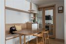 50平米一室一厅日式风格餐厅装修图片大全