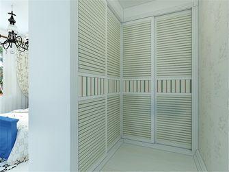 60平米一室一厅地中海风格衣帽间装修案例