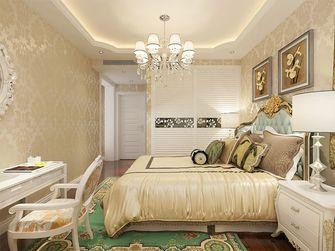 140平米三室三厅美式风格卧室装修图片大全