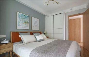 90平米三欧式风格卧室设计图