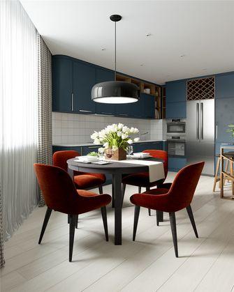 50平米一室一厅现代简约风格餐厅效果图