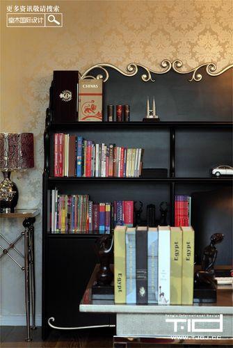 120平米别墅新古典风格书房装修图片大全