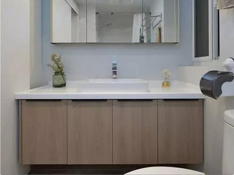 50平米小户型现代简约风格厨房效果图