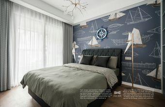 140平米别墅新古典风格儿童房效果图