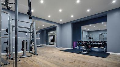 140平米别墅其他风格健身室设计图