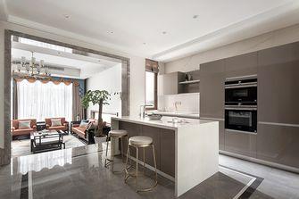 140平米三室两厅中式风格厨房装修图片大全