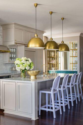 70平米一居室美式风格厨房图片