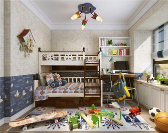 120平米三室两厅欧式风格儿童房装修案例