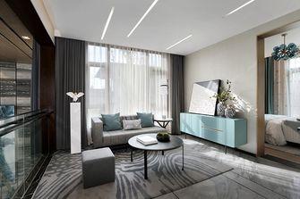 140平米四室三厅中式风格客厅装修案例
