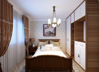 80平米现代简约风格卧室装修图片大全