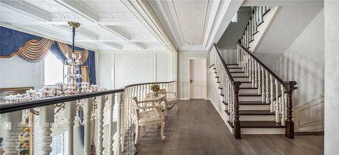 140平米别墅欧式风格楼梯间效果图