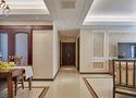 120平米三室两厅欧式风格走廊门口装修案例