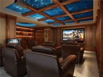 140平米别墅地中海风格影音室设计图