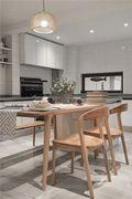 140平米四室三厅日式风格厨房装修效果图