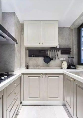 80平米三混搭风格厨房装修案例