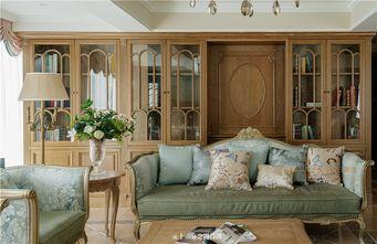 140平米别墅法式风格客厅装修效果图