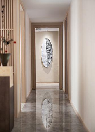 120平米三室两厅日式风格走廊图