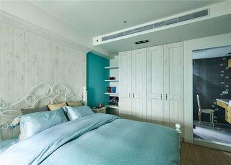 130平米四北欧风格卧室效果图
