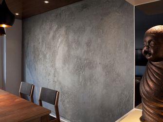70平米一居室现代简约风格餐厅欣赏图