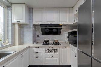 110平米三室三厅美式风格厨房装修效果图