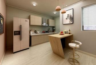 80平米公寓北欧风格厨房装修案例